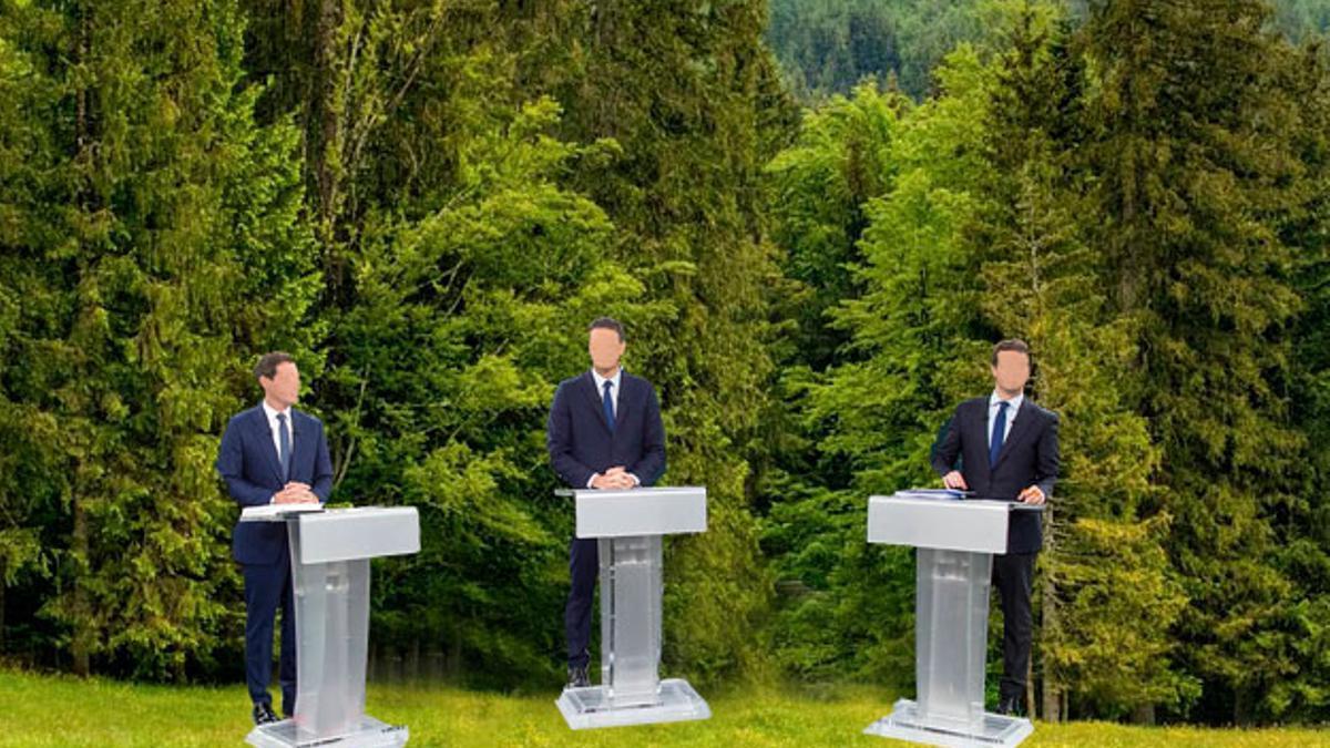 Bosque de políticos