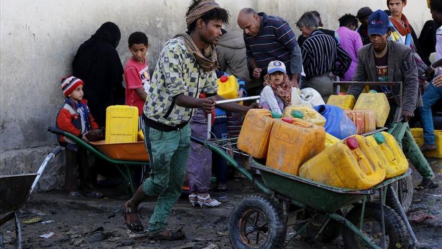 Los rebeldes yemeníes acusan a la ONU de falta de seriedad para resolver el conflicto