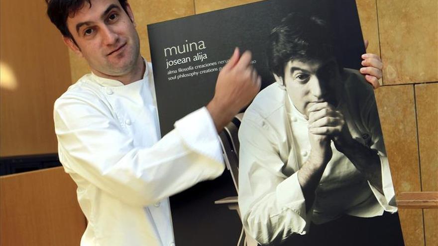 Josean Alija, único chef español en la IV Ruta de las Estrellas de Lisboa