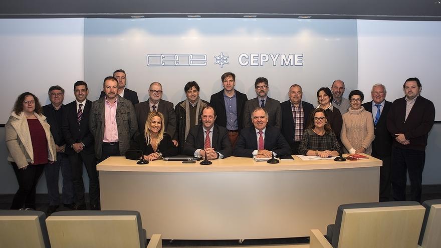 CEOE elaborará y pondrá a disposición de la Comunidad un Plan de Estratégico para Cantabria