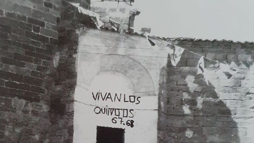 Foto tomada en Salmerón (Guadalajara)