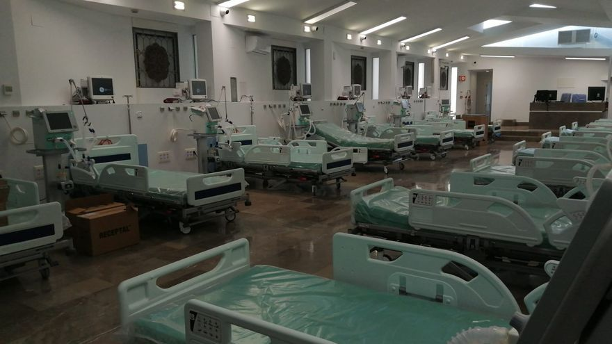 Andalucía registra por segundo día consecutivo menos de 800 casos de Covid pero triplica el número de muertes, con 80 fallecidos