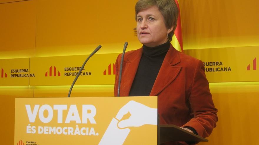 """ERC avisa al PSC de que expulsar a los díscolos le """"alejaría"""" de sus votantes y de la centralidad"""