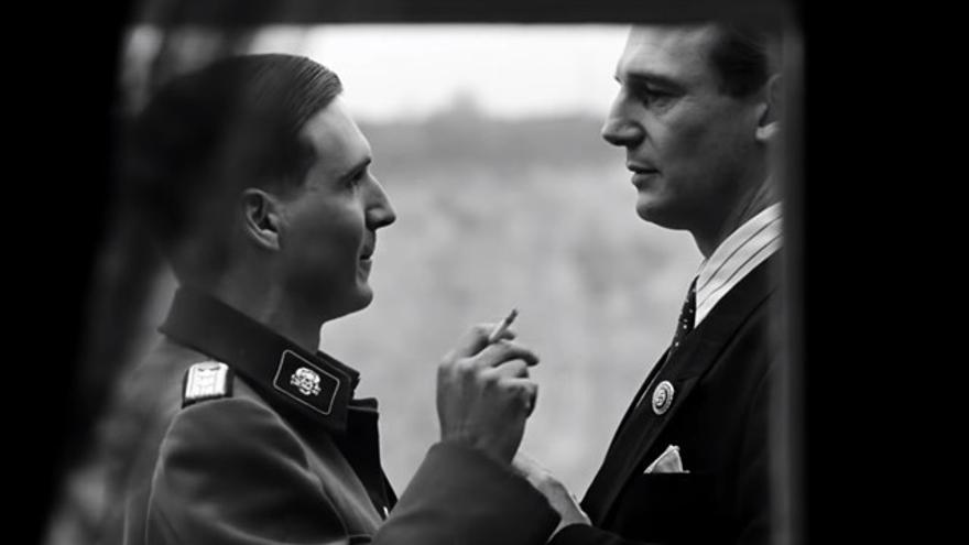 """Fotograma de archivo de la película """"La lista de Schindler"""""""