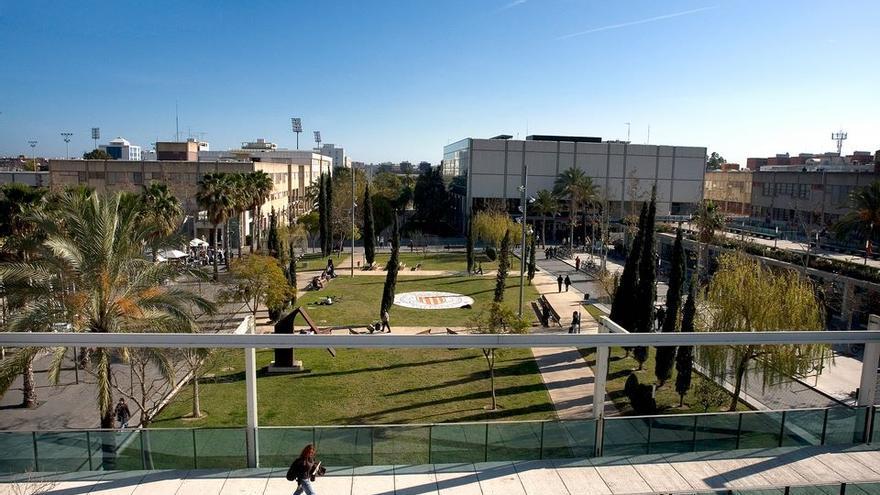 Campus de la Universitat Politécnica de València
