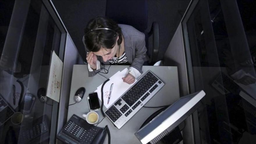 """El corto """"Sin respuesta"""", un frío dardo sobre el acoso telefónico por deudas"""