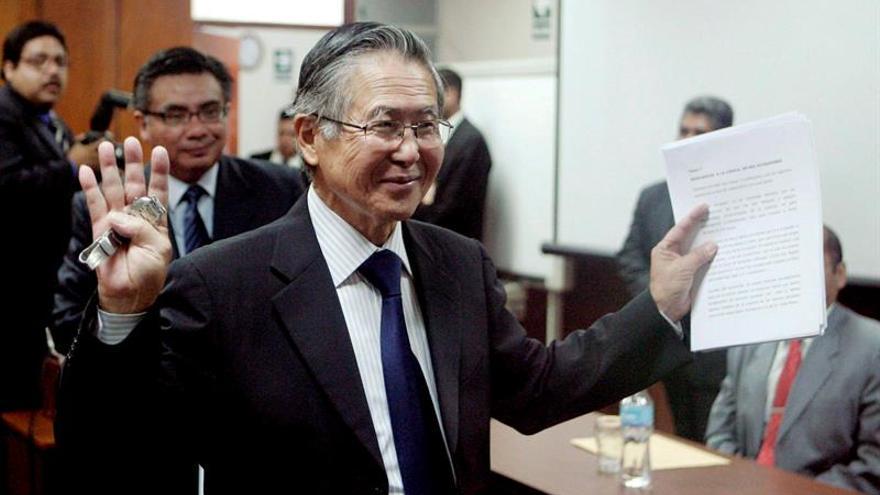 Fujimori no reúne las condiciones para un indulto, afirma la ministra de Justicia