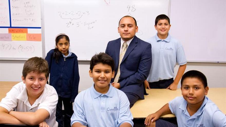 Aumenta el número de hijos de indocumentados en el sistema educativo de EE.UU.
