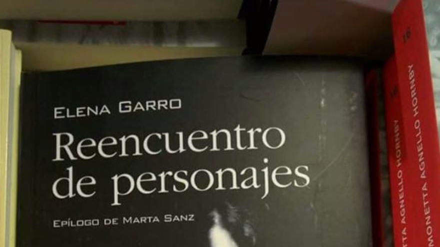 Faja del libro 'Reencuentro de personajes'