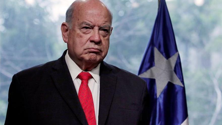 José Miguel Insulza renuncia a su aspiración a ser presidente de Chile