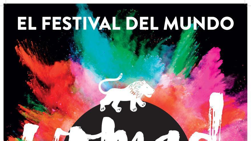 Cartel del Womad Cáceres 2017