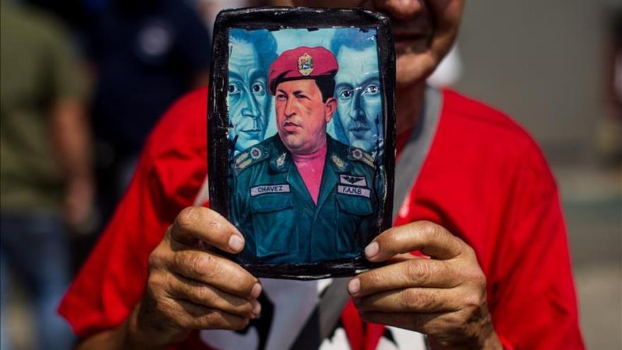 Marchas y enfrentamientos marcan primer aniversario de protestas en Venezuela