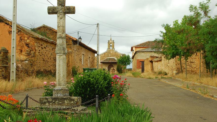 Valdespino de Somoza (León).