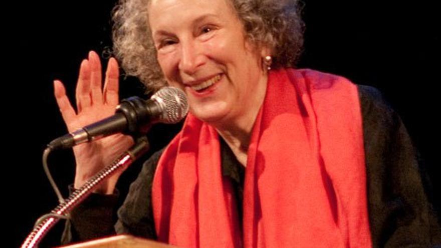 Margaret Atwood, autora de 'El cuento de la criada.' (DP).