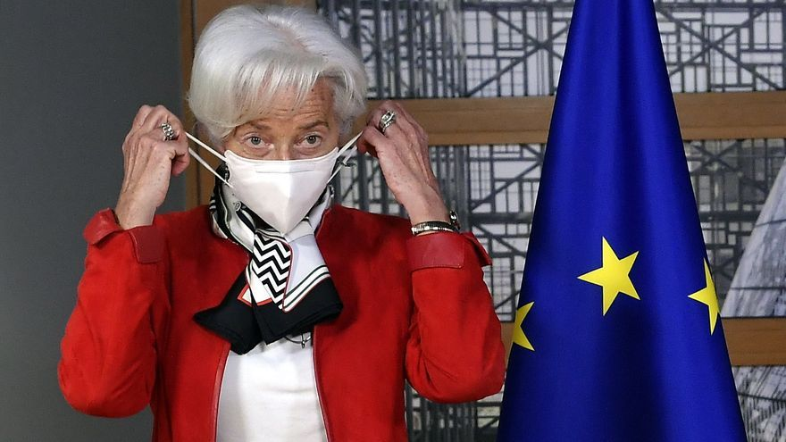 Lagarde: la decisión de aumentar las compras de deuda semanales tiene efecto