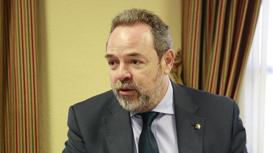 Jesús Labrador, portavoz del PP en el Ayuntamiento de Toledo