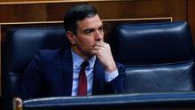 Ciudadanos y los aliados de la investidura presionan a Sánchez para que elija socios con otra prórroga de la alarma en el aire