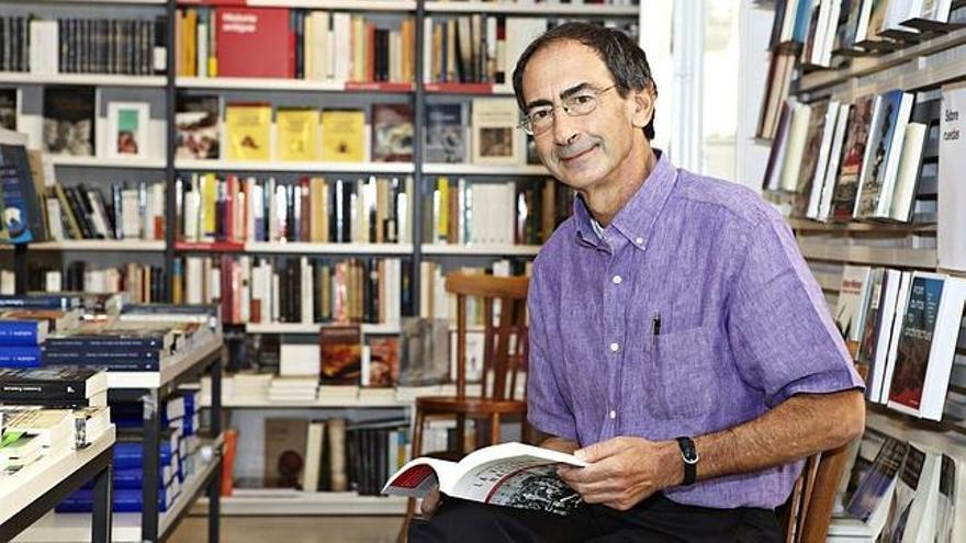 El historiador Michael Seidman