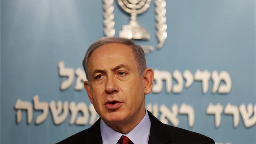 Netanyahu ordena destacar 400 policías más en Jerusalén
