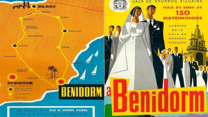 Brochure of Operation B-B (Bilbao-Benidorm)
