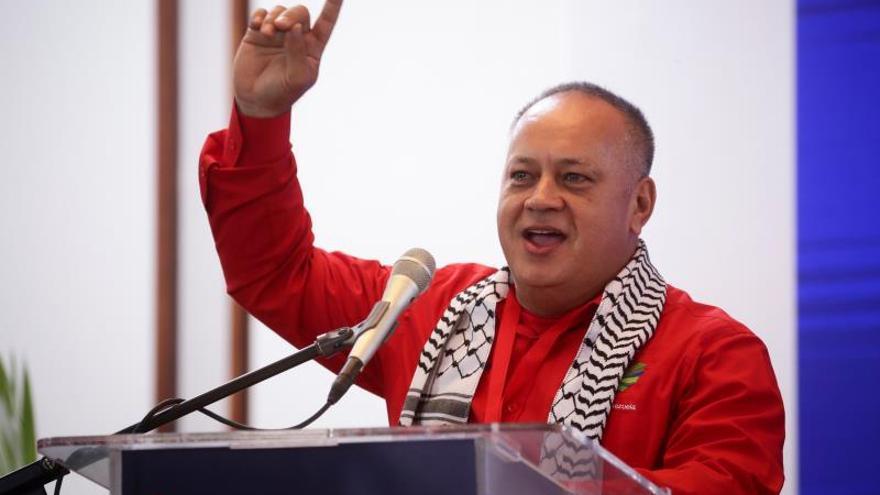 Diosdado Cabello sugiere usar el trueque para fortalecer la moneda venezolana