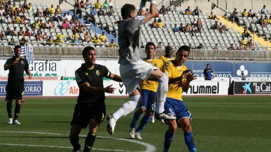 Del UD Las Palmas-Villarreal #10
