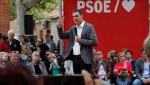 """El programa del PSOE promete un """"nuevo impulso"""" al autogobierno en Catalunya sin mencionar expresamente la plurinacionalidad"""