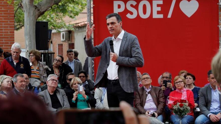 Sánchez: Mi política social cuesta menos que el desaguisado de las autopistas