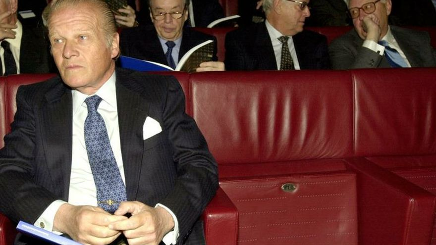 Fallece a los 82 años Emilio Ybarra, expresidente de BBVA