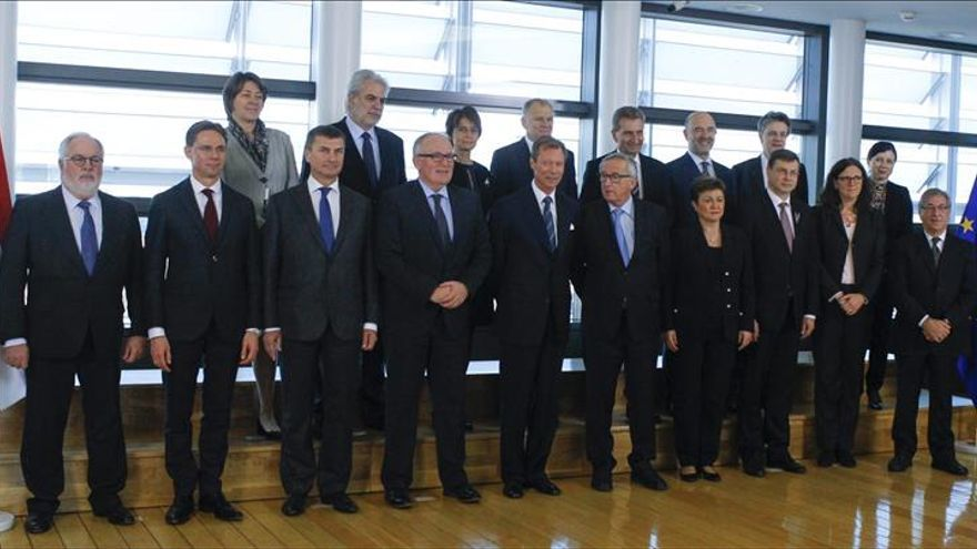 El Gran Duque de Luxemburgo visita la Comisión Europea y se reúne con Juncker