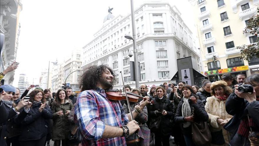 Deniegan la nacionalidad española al violinista libanés Ara Malikian