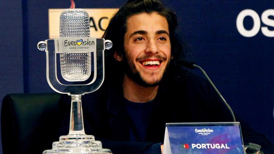Salvador Sobral actuará en la apertura de la final de Eurovisión 2018