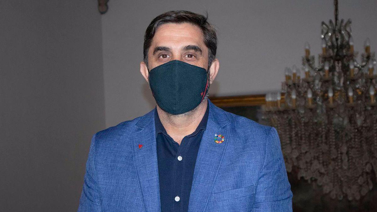 El delegado de Memoria Democrática en la Diputación de Córdoba, Ramón Hernández.