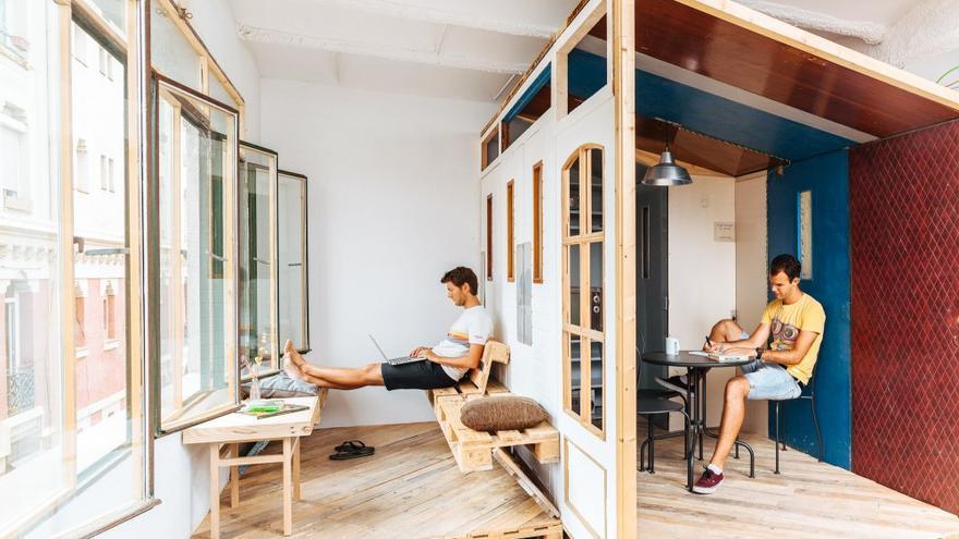 No todos los espacios de 'coworking' cumplen con su denominación