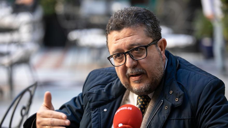 """Serrano anuncia reunión con Moreno """"en los próximos días"""" para abordar el acuerdo PP-Vox y el Presupuesto de este año"""