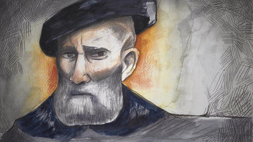 Ilustración de Jesús Otero. | ANA ARRIOLA