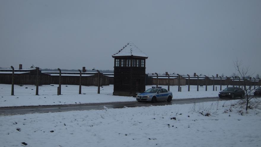 Euskadi y Auschwitz estrechan lazos en el 80 aniversario del bombardeo de Gernika