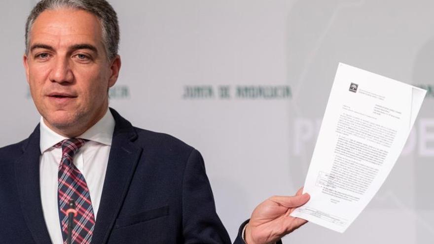 La Junta presume de que ha hallado el documento que certifica el origen de los ERE