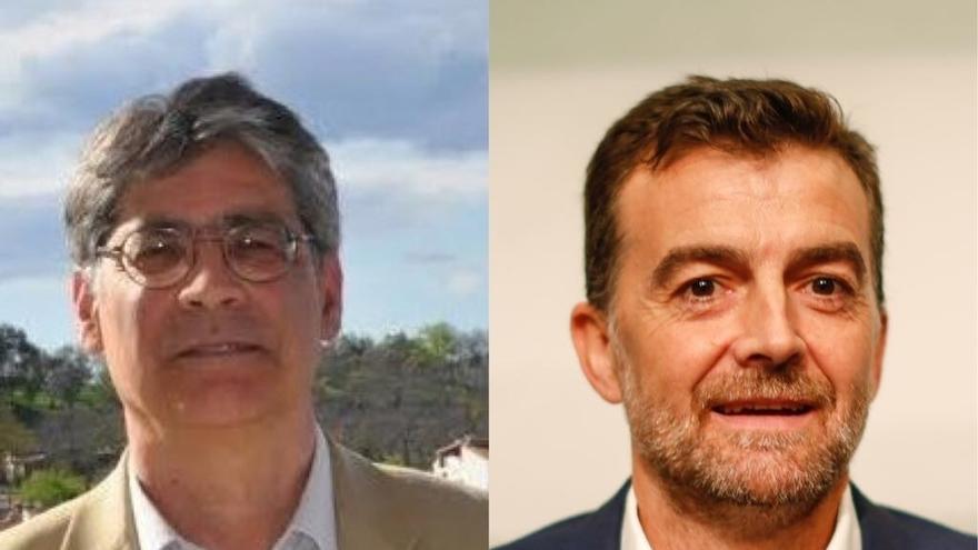 Maíllo y Pérez Tapias debaten este martes para defender sus modelos para IULV-CA de cara a la XXI Asamblea