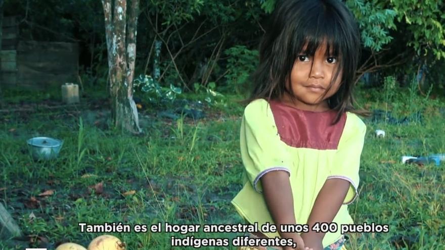 Fotograma del documental 'Revelaciones de un paquete de galletas'