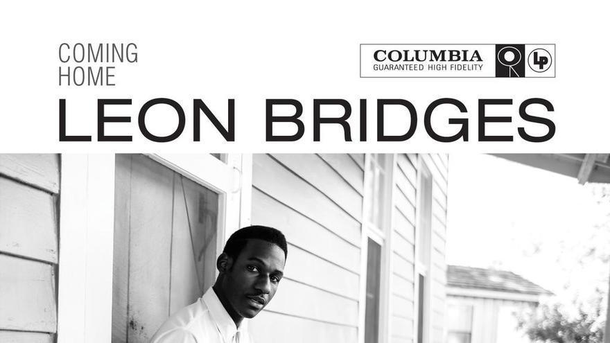 Coming Home, el primer single de Leon Bridges | Columbia Records