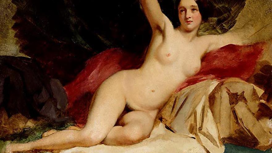 Etty William Female Nude