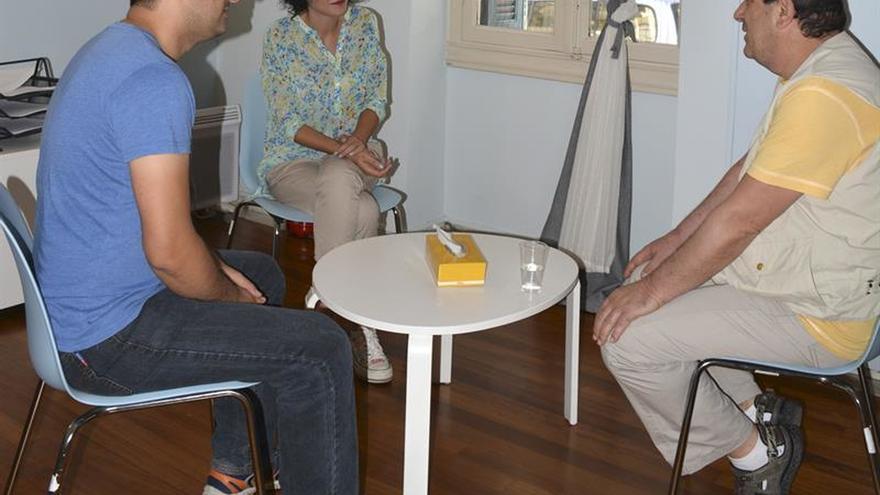 Una clínica ateniense único recurso en Grecia para refugiados víctimas de tortura