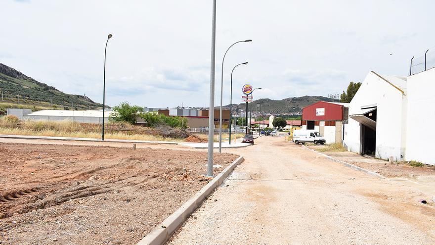 Obras Cañada Puertollano