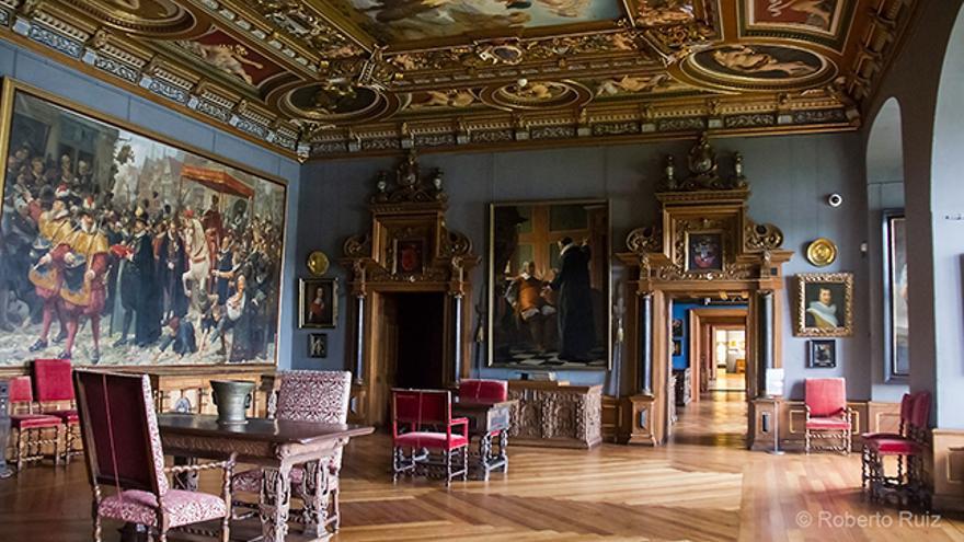 El Castillo de Kronborg, en Dinamarca
