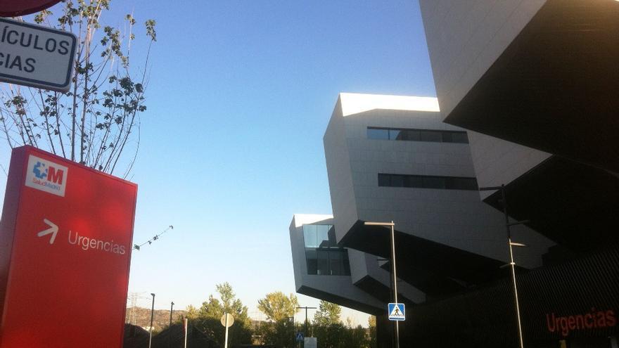 El centro de gestión privada de Collado Villalba en Madrid