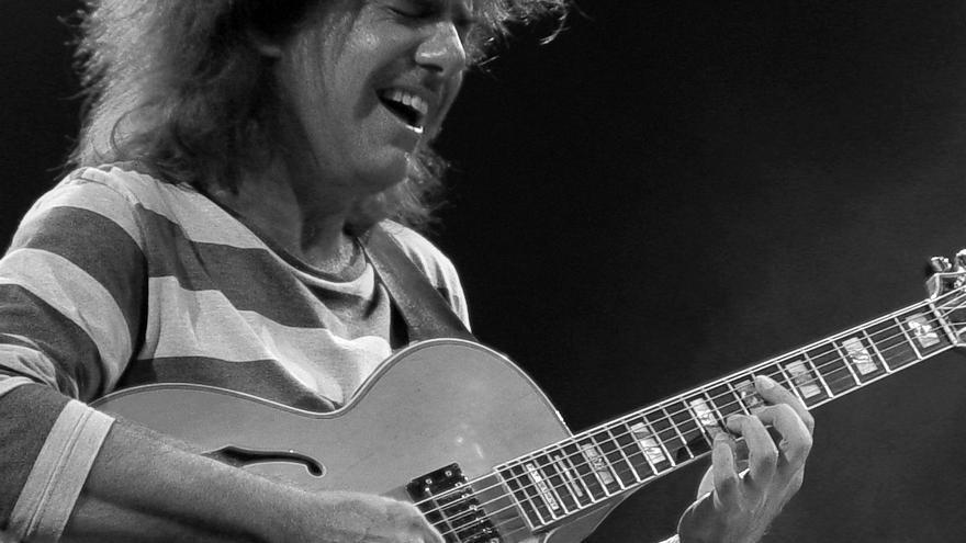 El guitarrista Pat Metheny actúa el sábado en el Festival de Jazz de Vitoria.