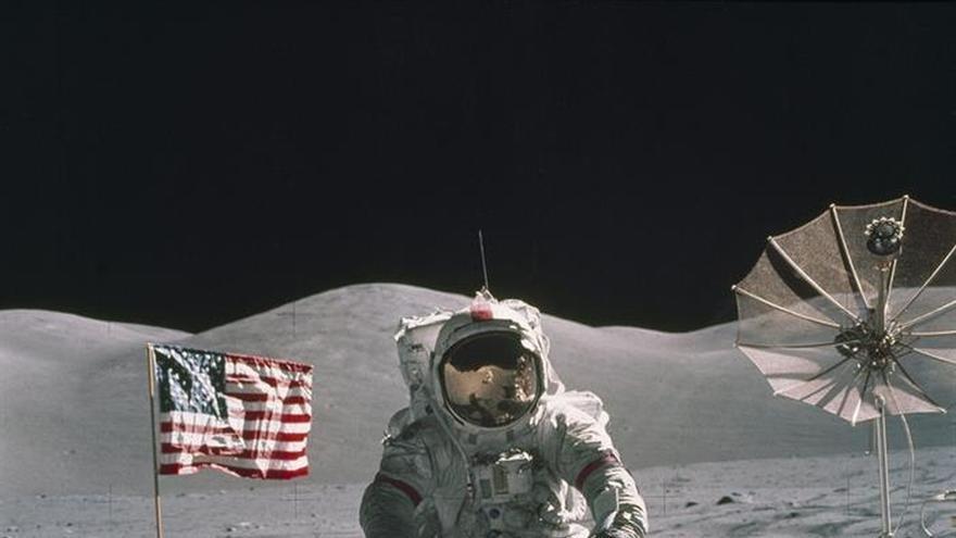 Fallece el último hombre que pisó la Luna, Gene Cernan, a los 82 años