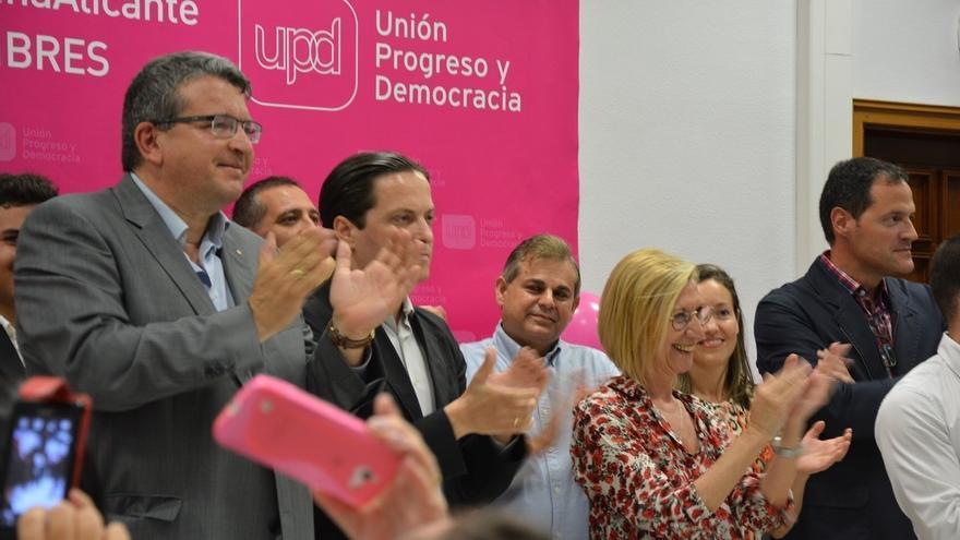 """Díez""""Somos insobornables con 120 concejales y ni un imputado"""""""