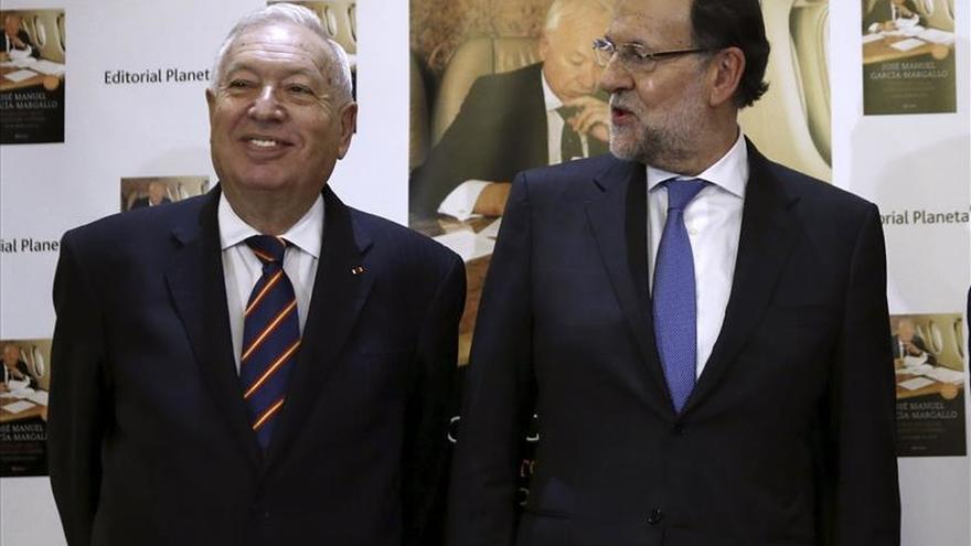 Margallo se solidariza con Francia y dice: Su victoria será nuestra victoria